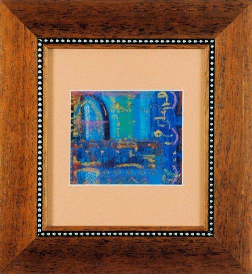 Obraz Barevný Damašek