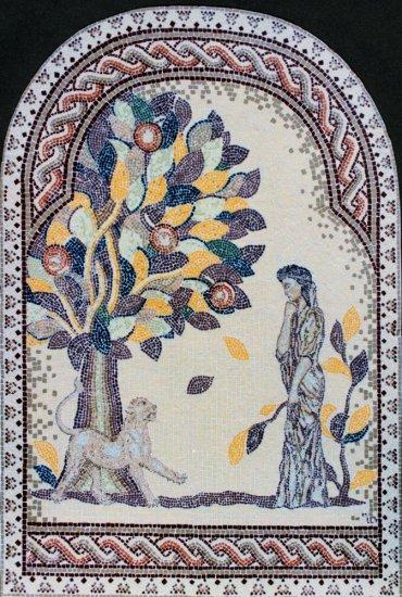 Mozaika Nečekané setkání