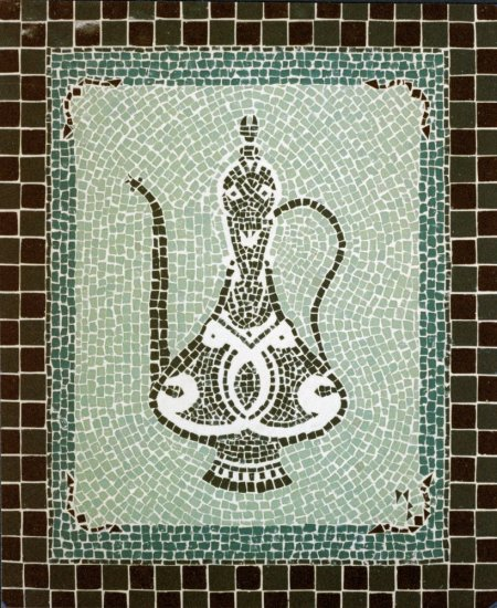 Mozaika Konvice