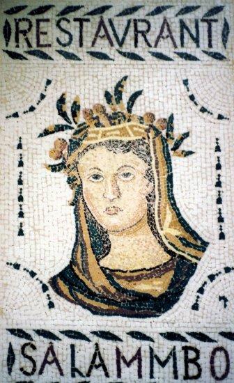 Mozaika Salammbo
