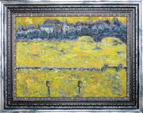 Obraz Akord žluté