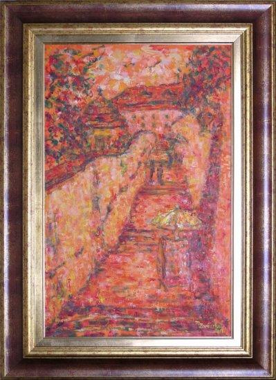 Obraz NA SCHODECH