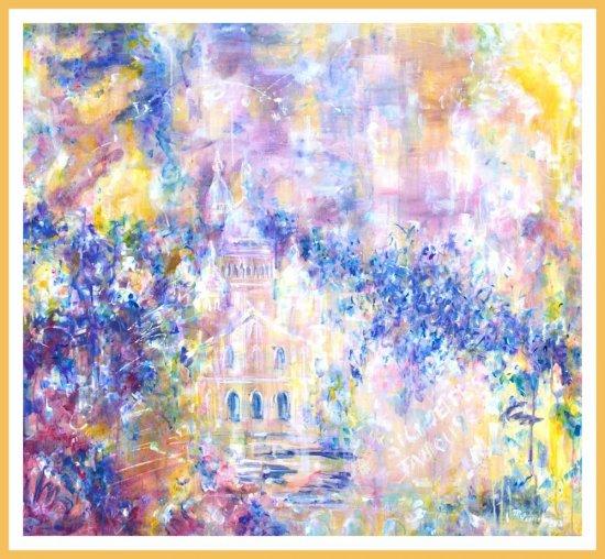 Obraz PAŘÍŽ - SLAVNÉ SILUETY