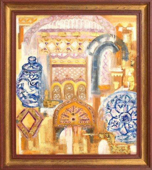 Obraz OTISKY ČASU II