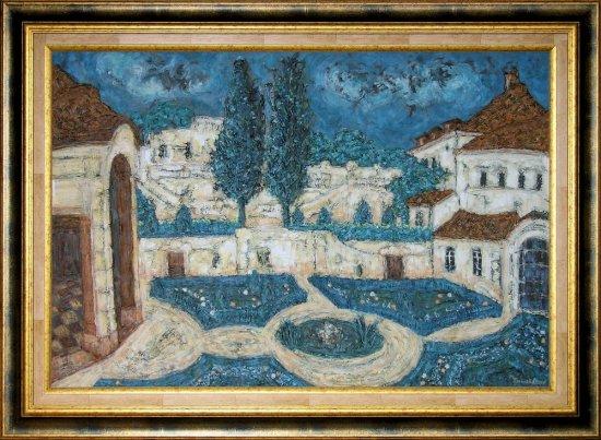 Obraz Vrtbovská zahrada