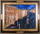 Obraz Noc v Benátkách