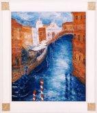 Obraz Benátky - město mostů