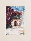 Obraz Květy bugenvilejí, Tunisko