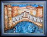 Obraz Most Rialto, Benátky