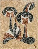 Mozaika Dvě kočky