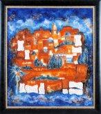 Obraz Vzpomínka na Jeruzalém