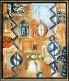 Obraz Střípky času I, Maroko
