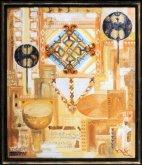 Obraz Střípky času II, Maroko