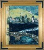 Obraz Pohled od Jiráskova mostu