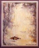 Obraz Fialový svět