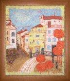Obraz Jiný žlutý dům v Arles