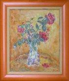 Obraz Tři rozkvetlé růže