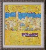 Obraz Marocké siluety
