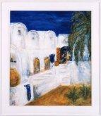 Obraz V tuniském Hammamet