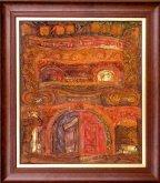 Obraz Malý portál