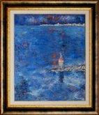 Obraz Maják u břehů Bretaně